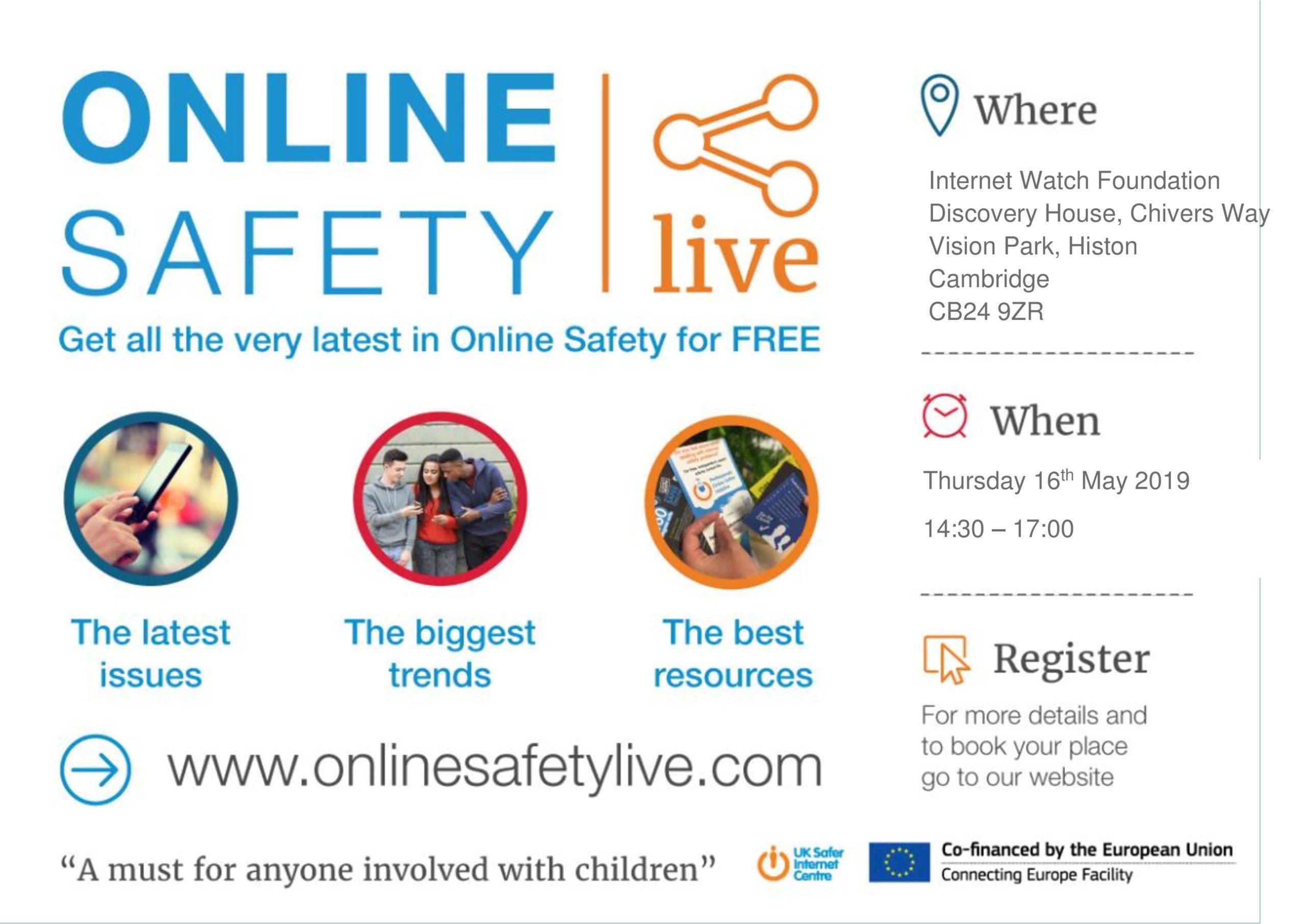 Online Safety Live